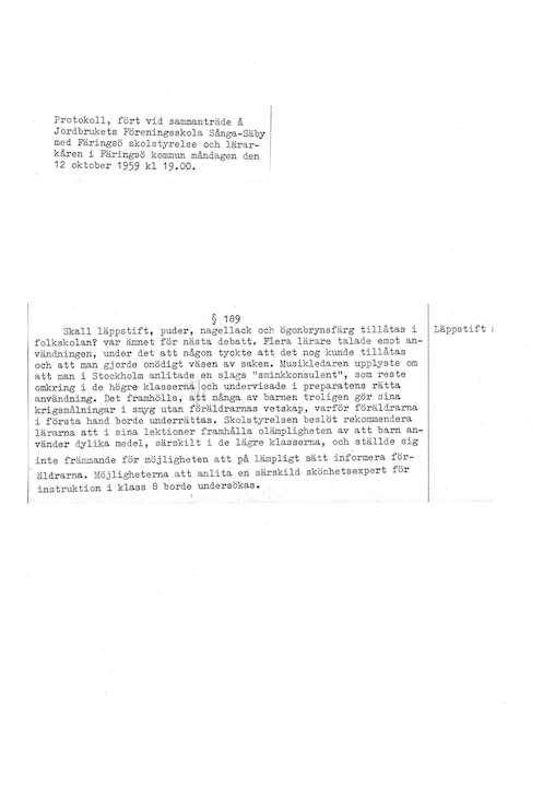 bild på arkivdokument