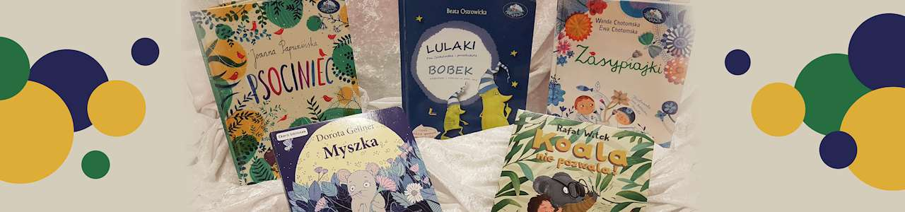 Bild på polska bilderböcker